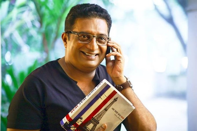 Prakash Raj gives update on accident, surgery