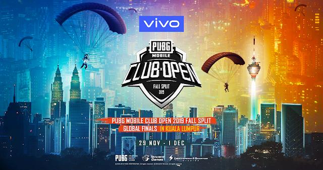 PUBG MOBILE Club Open (PMCO) 2019 Fall Split Global Finals in Kuala Lumpur