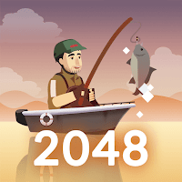 2048 Fishing Unlimited Gold MOD APK