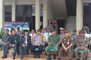 Bupati Soppeng Hadiri Gelar Pasukan Ops Ketupat 2019