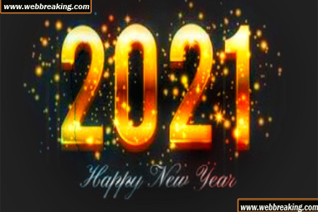 رسائل ومسجات للتهنئة برأس السنة الميلادية 2021 جديدة وحصرية