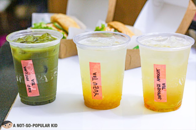 Refreshing and Thirst-Quenching Drinks of Melonpan
