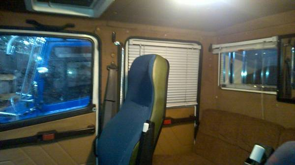 Used Rvs Adventure Rv 1985 Mercedes Benz 609d 4x2 For Sale