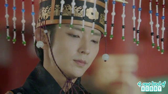 prince Wang so become the king - Moon Lovers Scarlet Heart Ryeo - Episode 17 (Eng Sub)
