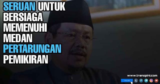 Ismail Yusanto dilaporkan ke polisi oleh orang yang tidak penting. Beliau, dituduh menyebarkan paham Khilafah ala HTI. Beliau dituduh mengancam keamanan Negara