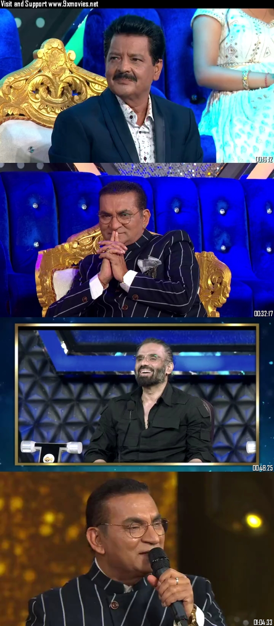 Indian Idol 05 June 2021 HDTV 480p 300MB