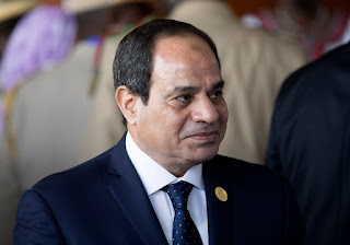 Sisi starts an official visit to Oman next Sunday