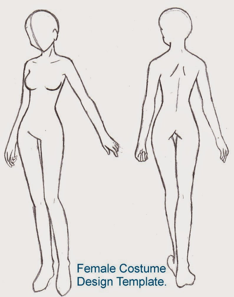 Base Girl And Boy Free By Luciluulove On Deviantart Free Clipart Girl Body Drawing Outline Clipartfest Paper Dolls Young Woman And Guy In Underwear Body Templates Best Photos Of Boy And Girl