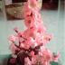 Cara Membuat Bonsai Buatan (Bunga Sakura Buatan)