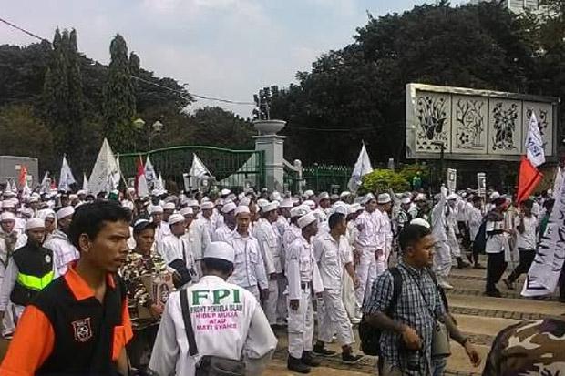 Ditolak Banser, Musda FPI Jawa Tengah Jalan Terus