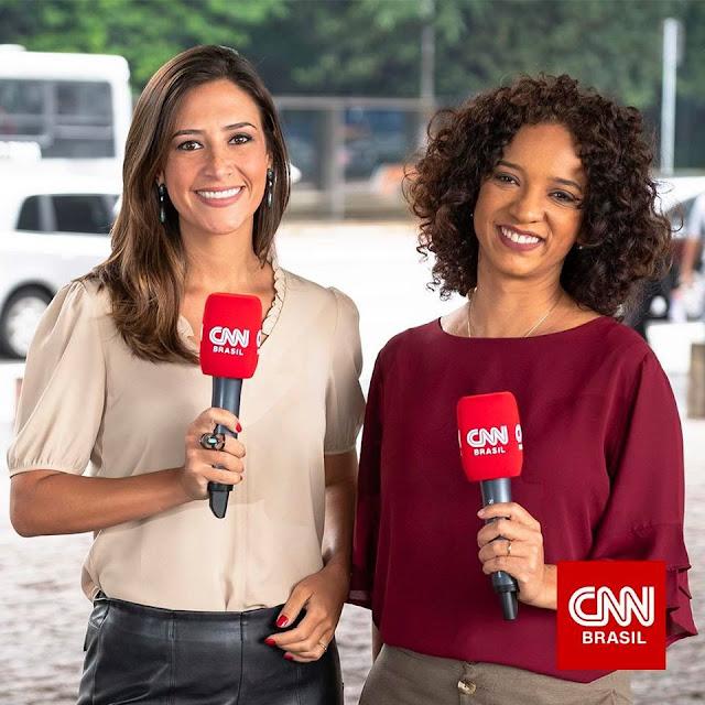 Roberta Russo e Débora Freitas CNN Brasil em São Paulo