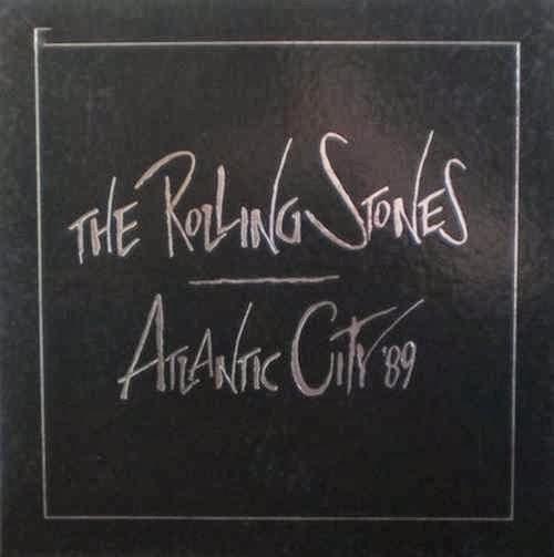Rock Anthology The Rolling Stones Atlantic City 89 3cd