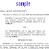 Deed of absolute sale sample (house and lot) | word