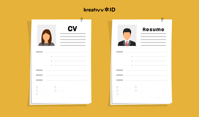perbedaan-cv-dan-resume