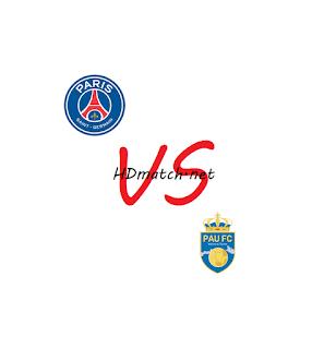 مباراة باو إف سي وباريس سان جيرمان بث مباشر مشاهدة اون لاين اليوم 29-1-2020 بث مباشر كأس فرنسا pau fc vs paris saint germain