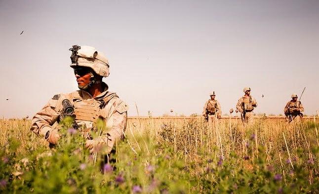 Marine recruit mom: Marine Traits: Dependability