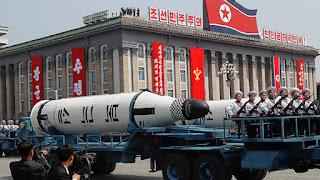 U.S. won't strike North Korea because of nukes