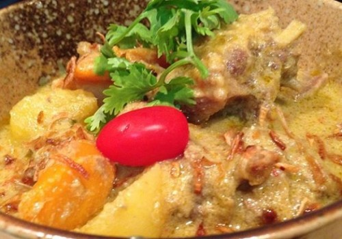 Resepi Rusuk Daging Kuah Rempah Krim Gajus!!