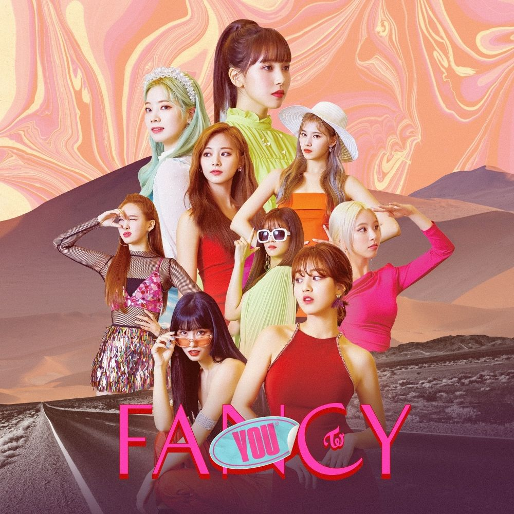 TWICE – FANCY YOU – EP