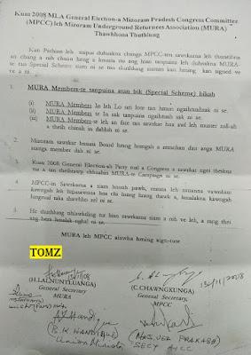 MURA leh MPCC Agreement