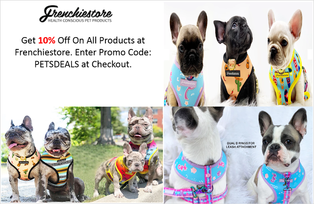 The Best Product for your Dog By Frenchiestore