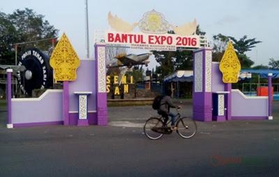 Bantul Ekspo 2016 digelar di Pasar Seni Gabusan (www.guntara.com)