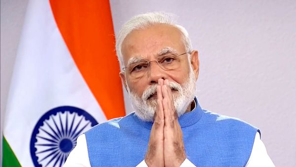 PM Modi will address the nation today at 8pm