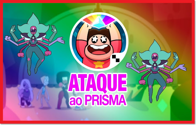 Ataque ao Prisma(Steven Universo) APK+OBB V1.1.4