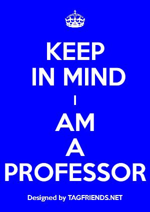 Tag A Professor