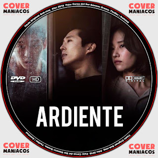 GALLETA Burning - ARDIENTE 2018 [ COVER DVD ]