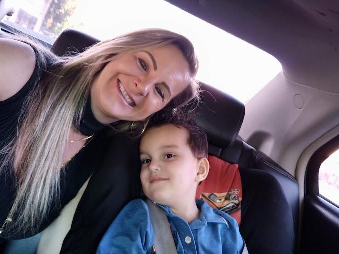 Mãe de menino com 4 anos de idade relata que ele sabe diversas capitais do Brasil e do Mundo!