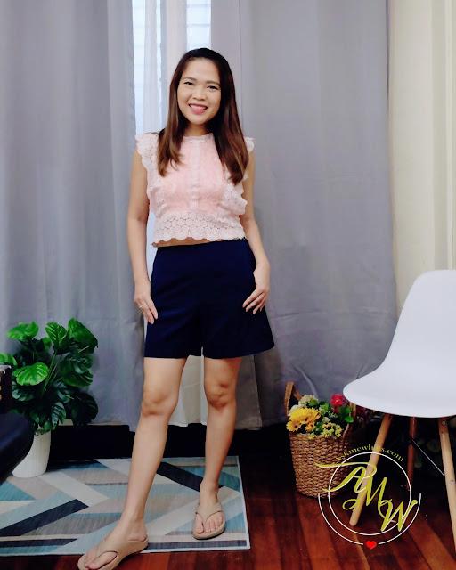 Style Series: Zoom Meeting OOTD and Makeup