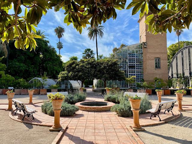 Botanic Gardens, Valencia, Spain