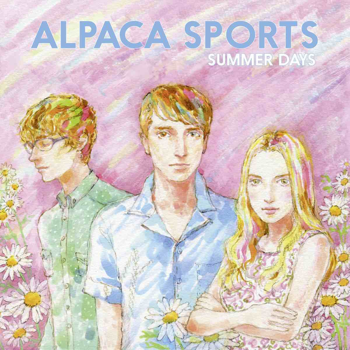4874851ba6b I Left Without My Hat   Track of The Day  Alpaca Sports - Summer Days