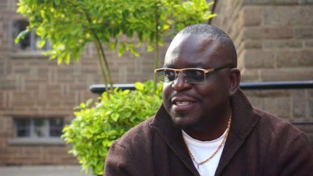 actor Ojiambo Ainea photo at Moi Avenue