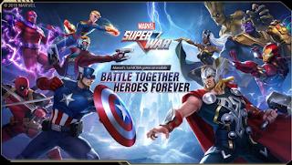 Free Download Game MARVEL Super War Apk