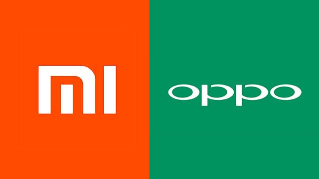 Xiaomi vs Oppo
