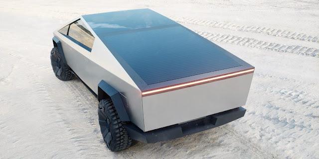 This Extraordinary Design of Tesla Cybertruck Attract More Buyer