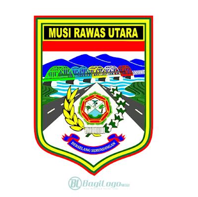 Kabupaten Musi Rawas Utara Logo Vector