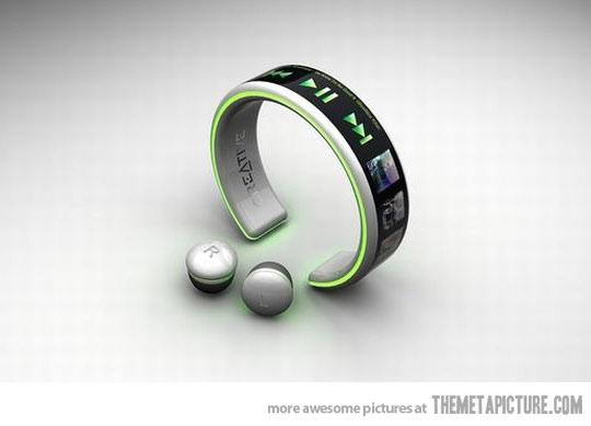 wireless mp3 player