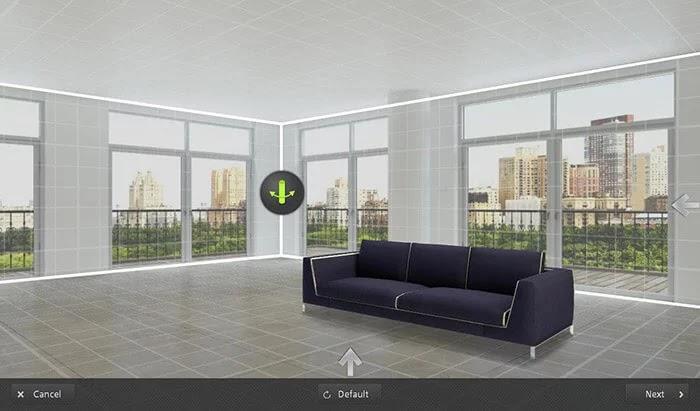 تحميل تطبيق HomeStyler لتصميم الديكور الداخلي للمنزل مجانا