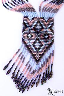 купить этническое украшение из бисера купить изделия из бисера
