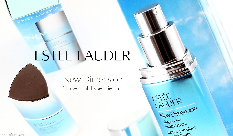 New Dimension Shape + Fill Expert Serum by Estée Lauder #13