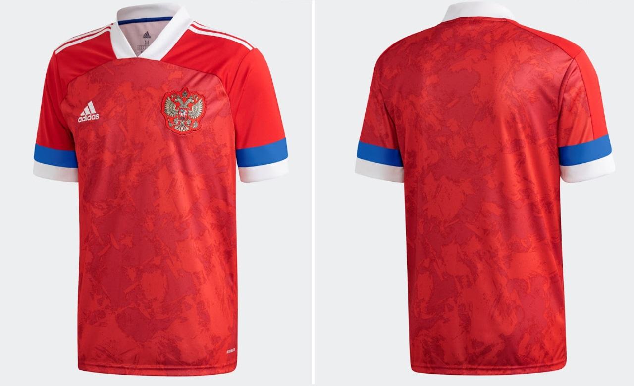 Russia Adidas 2020 Euro Kits