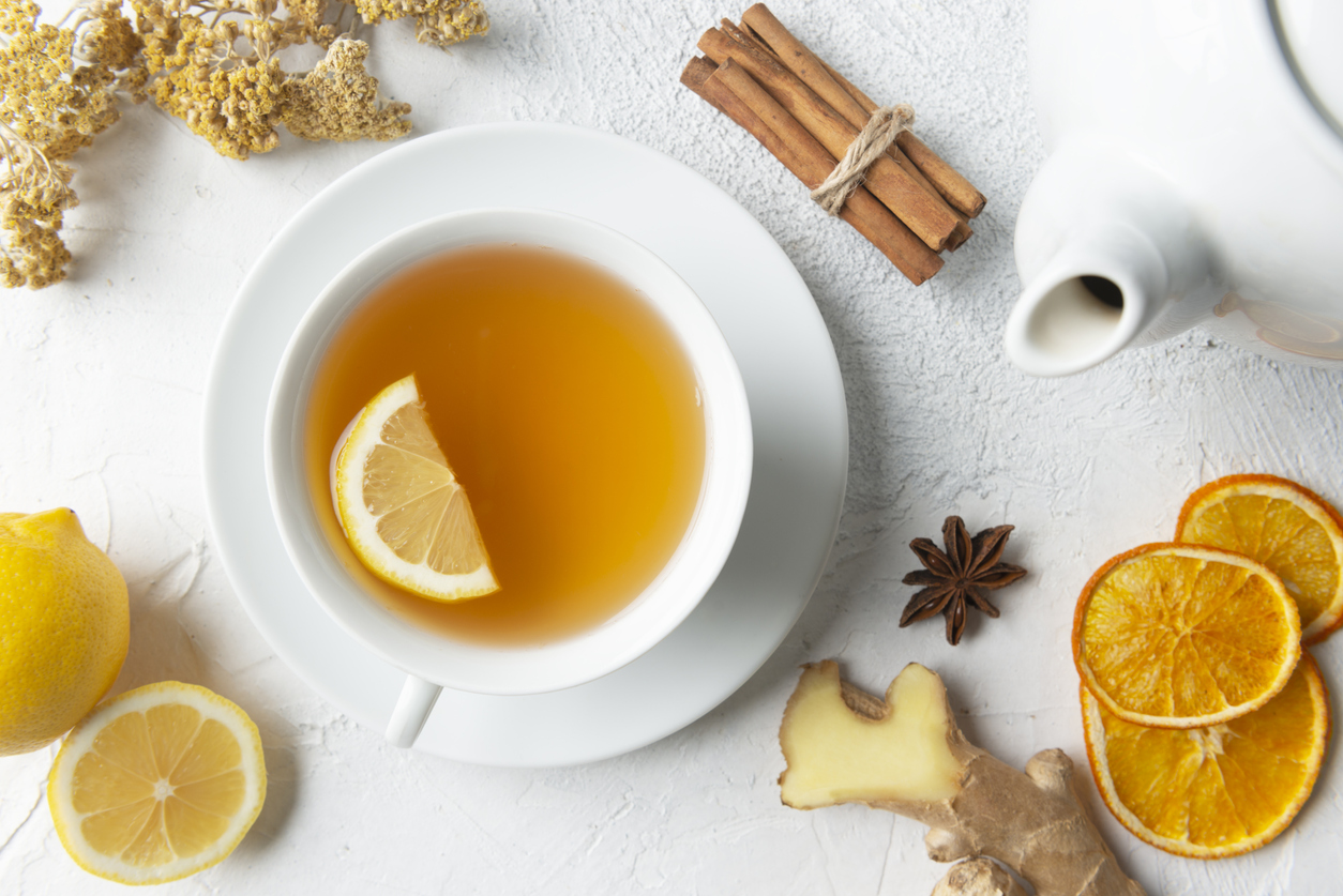 probiotik-imunitet-pripravci-đumbir-limun-med-zeleni-čaj-mrkva