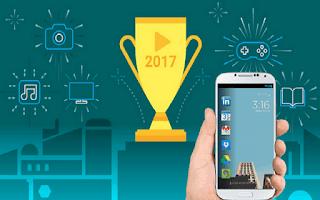 قائمة أفضل التطبيقات وألعاب أندرويد لسنة 2017