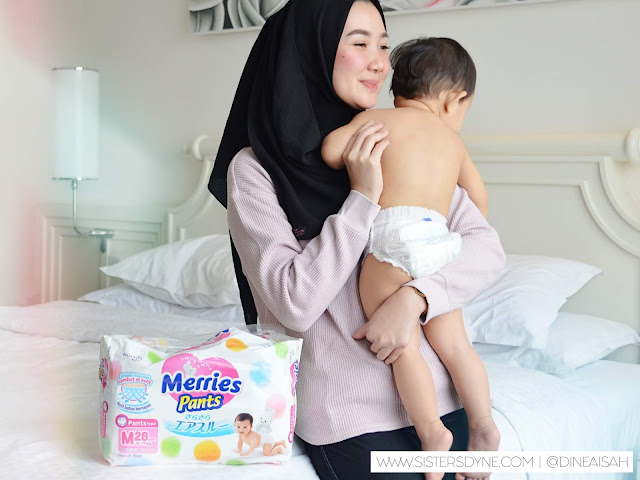 Merries Diapers Premium Pants