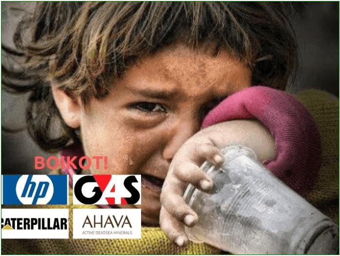 Boikot Produk Israel