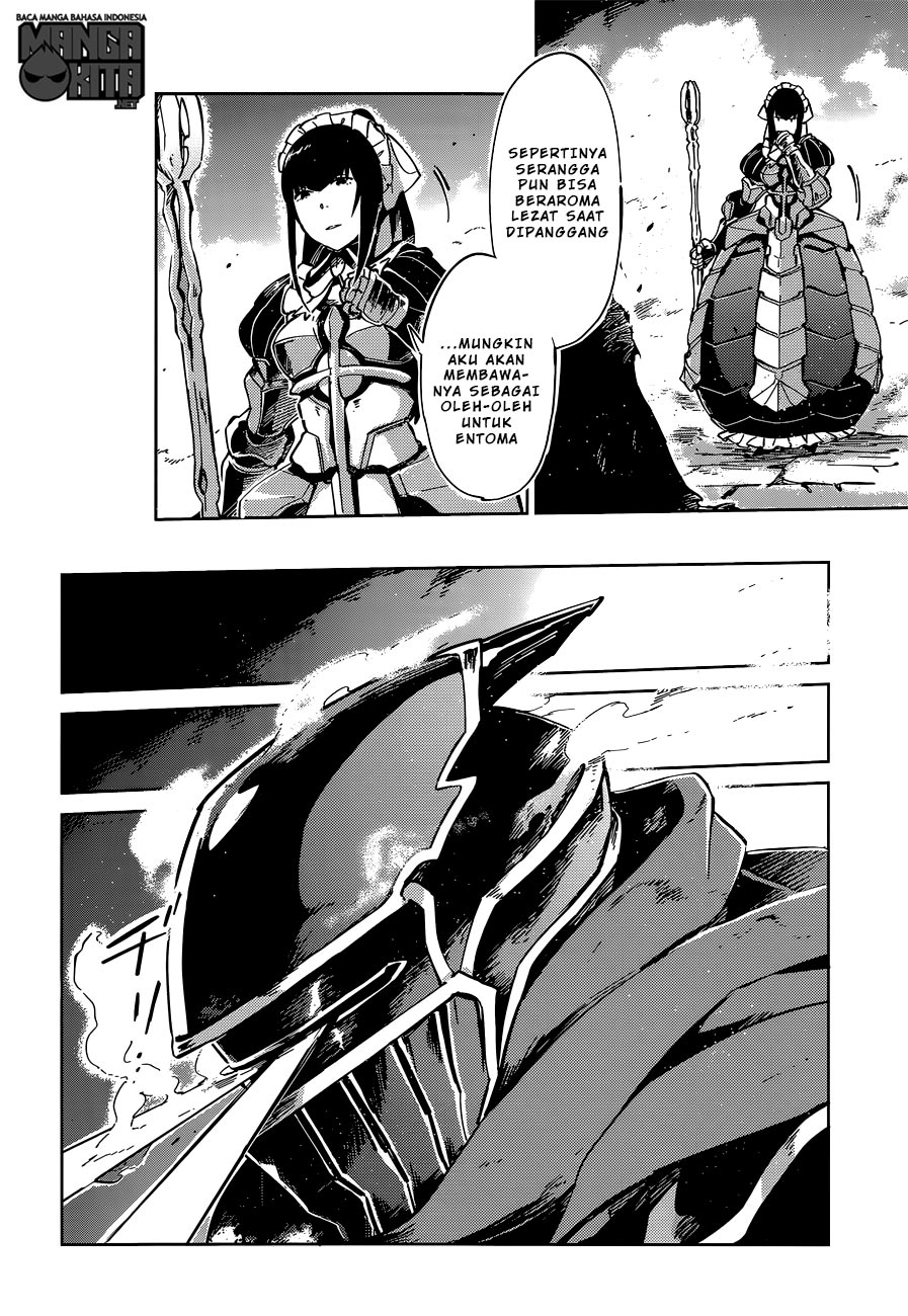 Baca Komik Overlord chapter 9 Bahasa Indonesia