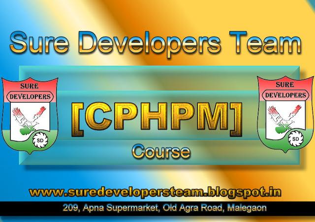 Certificate in PHP & MYSQL [CPHPM]
